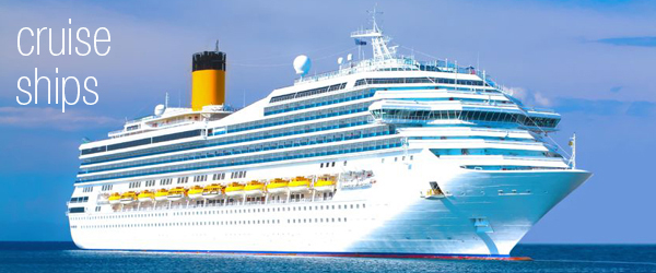SR 1000 Cruise Ships